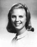 Mimi Dean - Senior Portrait Abbot 1963